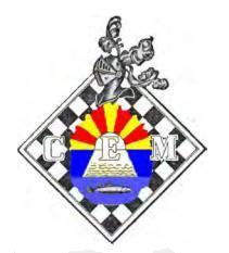 Escudo del Club Ajedrez Mollet