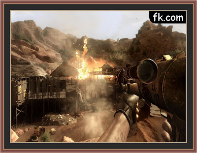 Far Cry 2 Pc Game Free Download Full Version