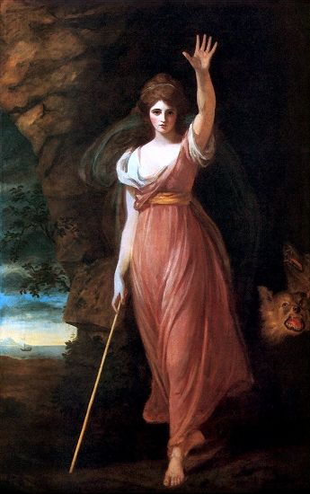 odysseus circe romney