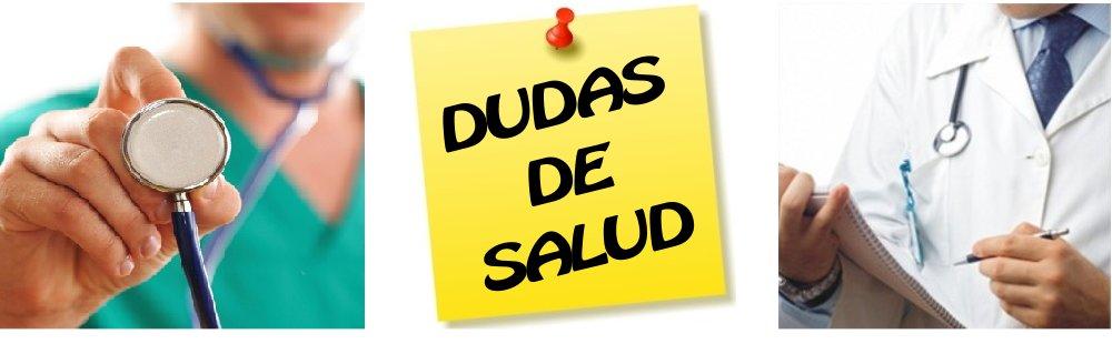 DUDAS DE SALUD