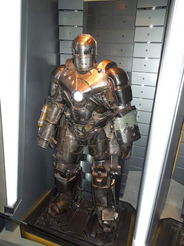 Iron Man Mark I armour