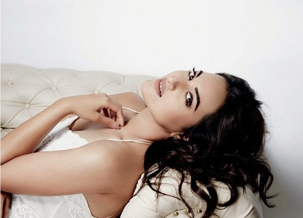 Sonakshi Sinha shows off skin for Maxim India's December 2014 issue