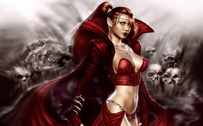ancient women warriors fantasy art