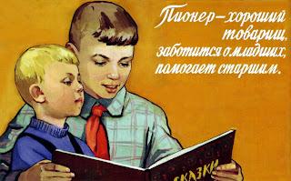 Rebirth Homo Sovieticus