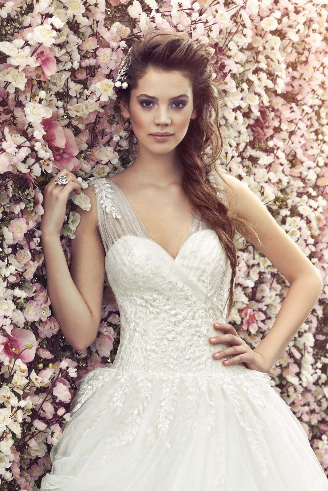 ❧ Farrah Furtado Couture ❧: Spring Wedding Gowns