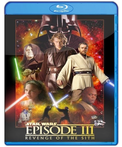 Star Wars Episodio 3 La venganza de los Sith HD 1080p Latino