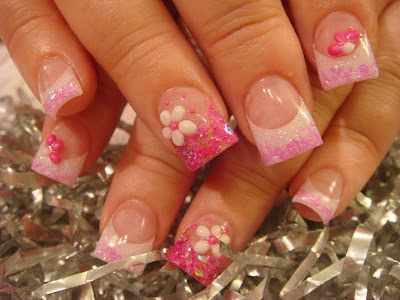 Nail Arts Spa Summer Shine Nail Art