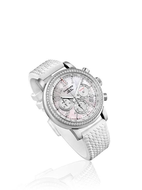 Chopard se reinventa con Mille Miglia- El lujo en los relojes de mujer