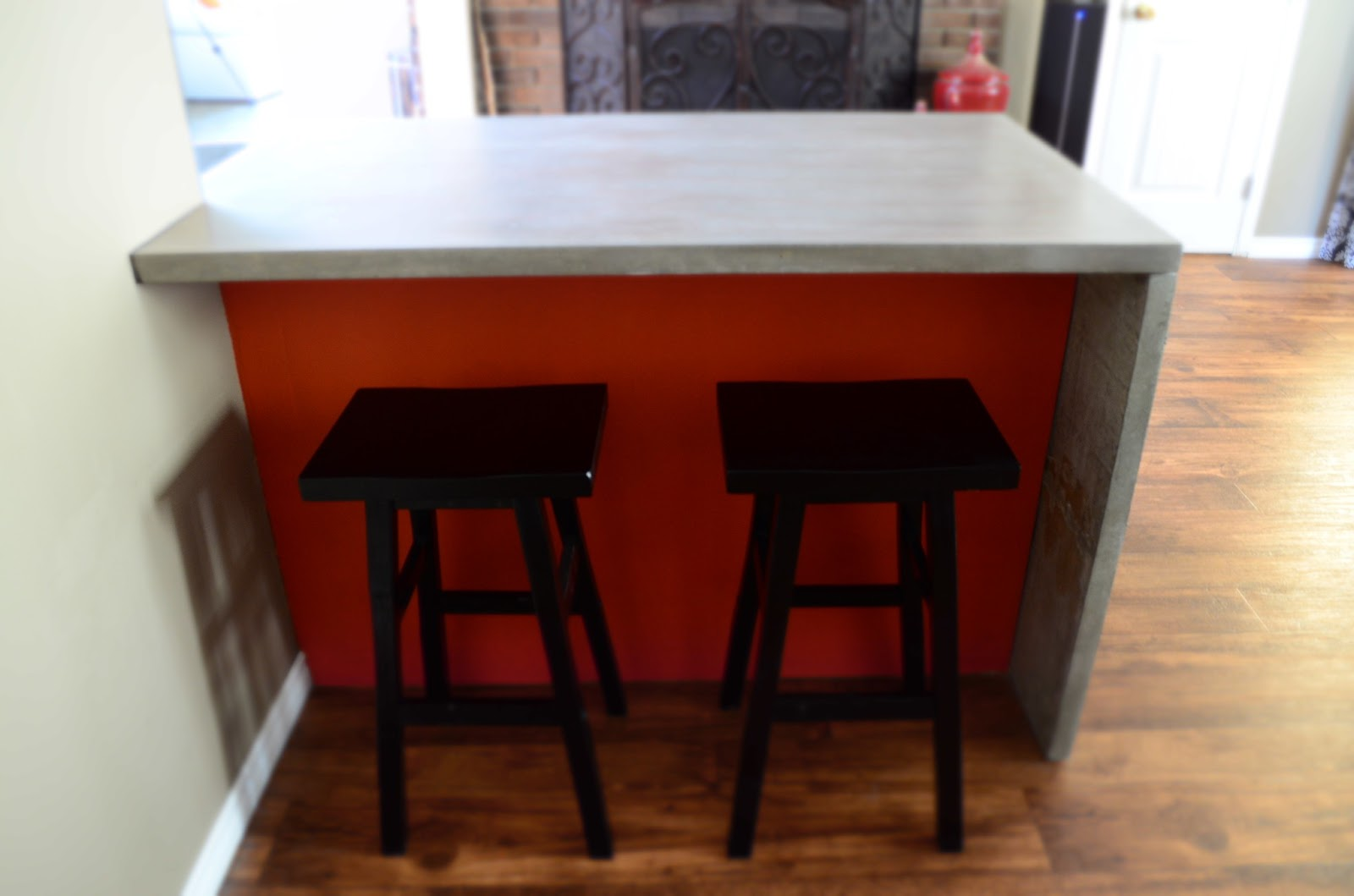 Ultra Cool and Modern Concrete Kitchen Countertops - made locally in ...