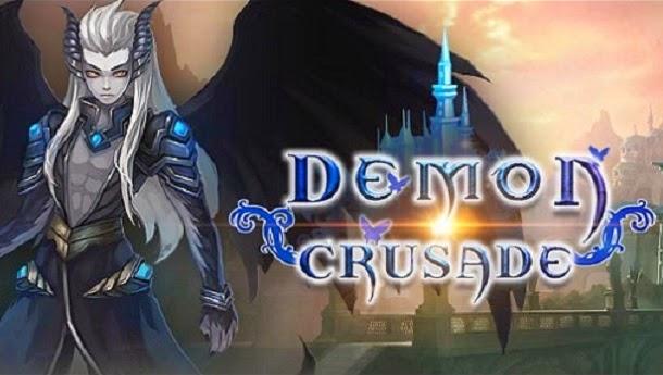 Seja o príncipe das trevas em Demon Crusade