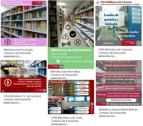 """""""Nuestras Bibliotecas y sus fondos""""."""