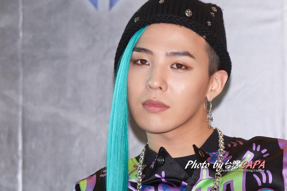 BIGBANG Alive Press Conference in Taiwan