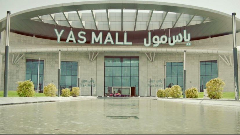 Yas Mall will host over 370 retail, F&B brands and entertainment offerings