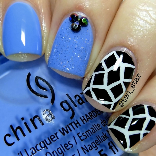 Boho Blues China Glaze Road Trip Swatch Review