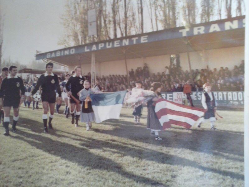 Copa del Rey del Binefar contra el Bilbao