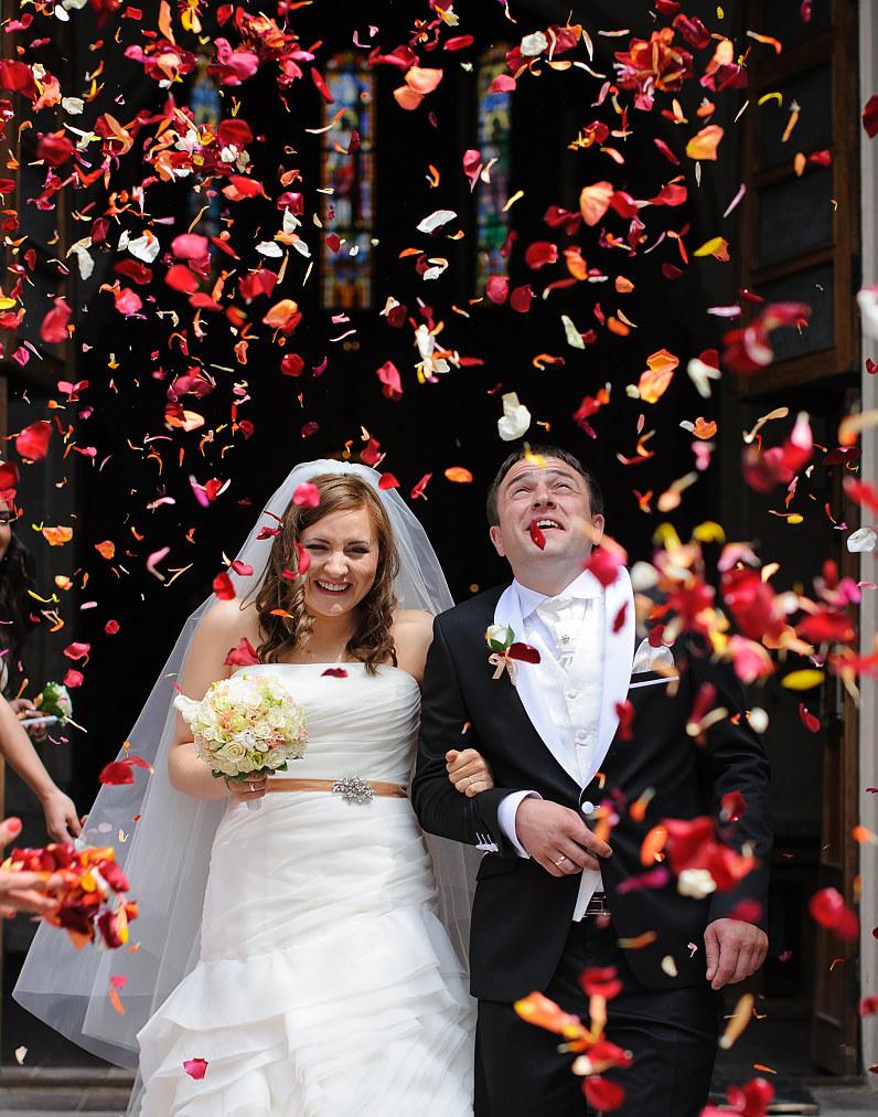 žiedalpiai per vestuves