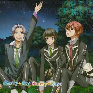 Starry Sky Main Theme Single - Starry Days