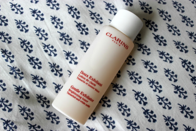 Picture of Clarins Gentle Exfoliator Brightening Toner