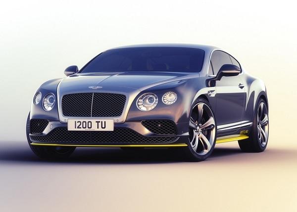 Bentley mostró como se fabricó el Continental GT más exclusivo