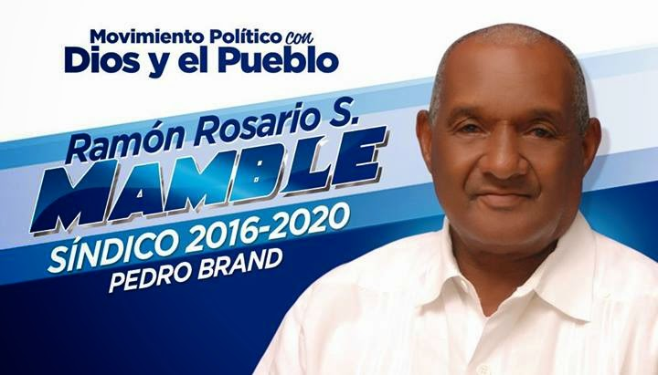 Mamble Sindico 2016/2020