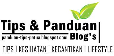 Panduan, Tips & Petua Blogs