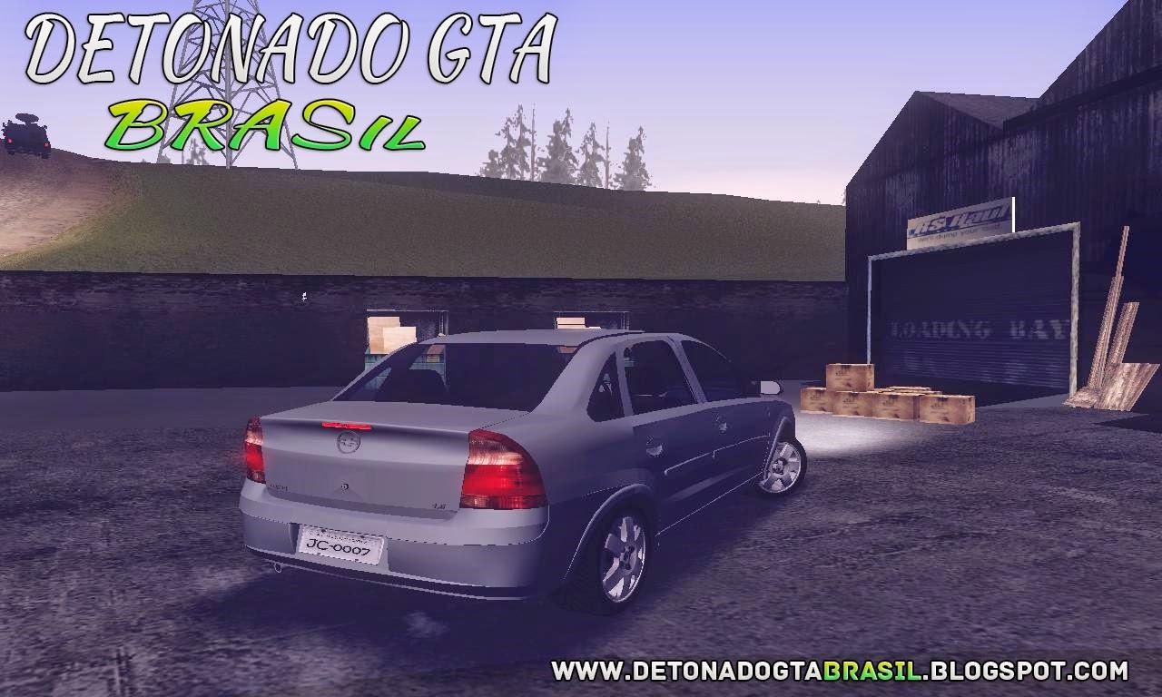 GTA SA - Chevrolet Corsa Premium 2008