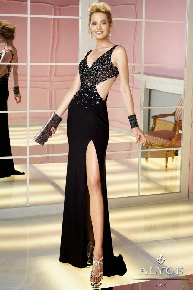 Prom Dress In Black