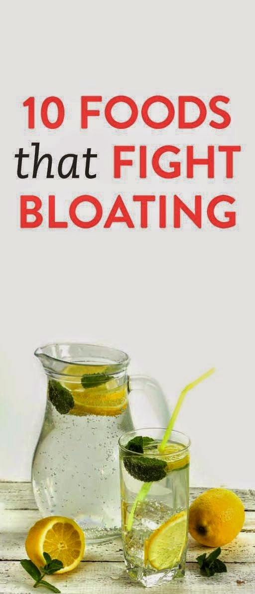 10 Foods That Help Reduce Bloating
