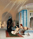 Mujeres en el Hammam