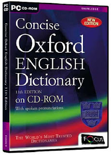 concise oxford english dictionary 2011