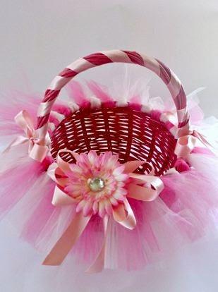 Home kids inspiraci n y creatividad como decorar una - Como decorar una cesta de mimbre ...