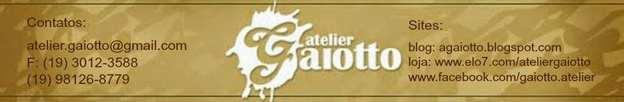 Atelier Gaiotto - Telas