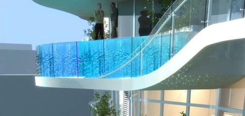 28+ swimming pool balcony dubai balcony picture of radisson .