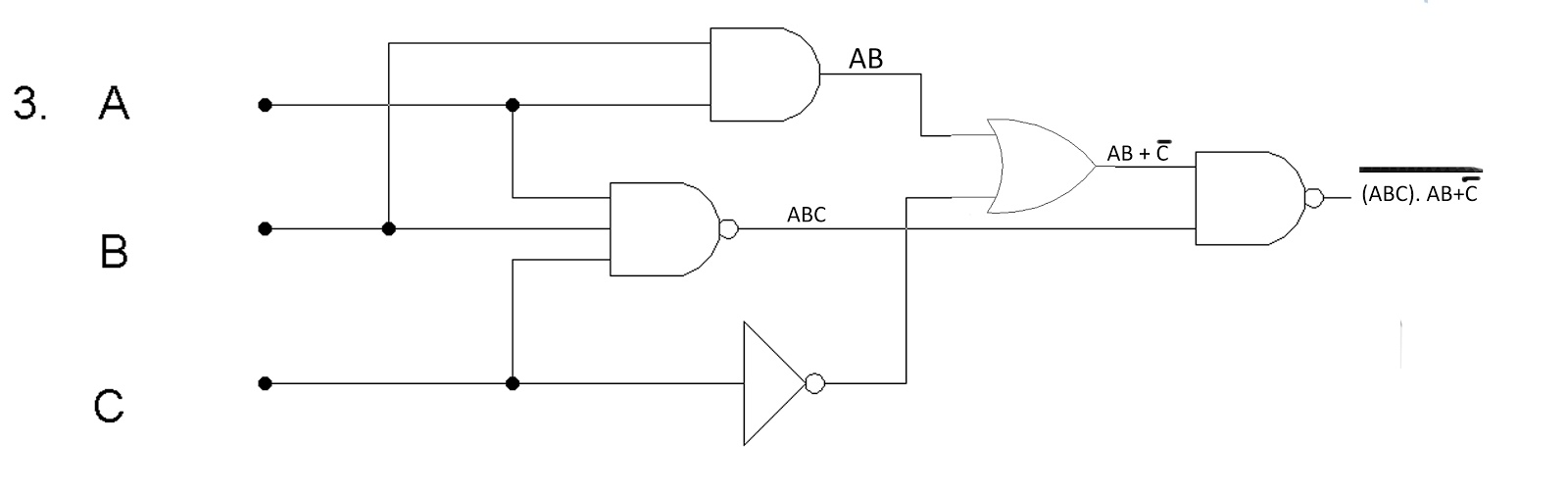 how to build a logic gate circuit