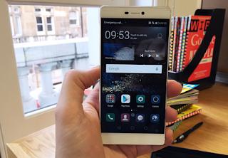 Huawei P8 dengan Octacore 64 bit 2.0 GhZ