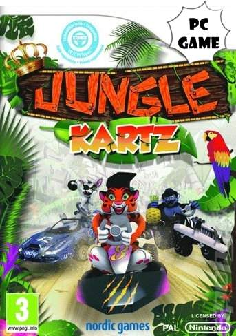 Jungle Kartz [FULL – ISO][ESPAÑOL]