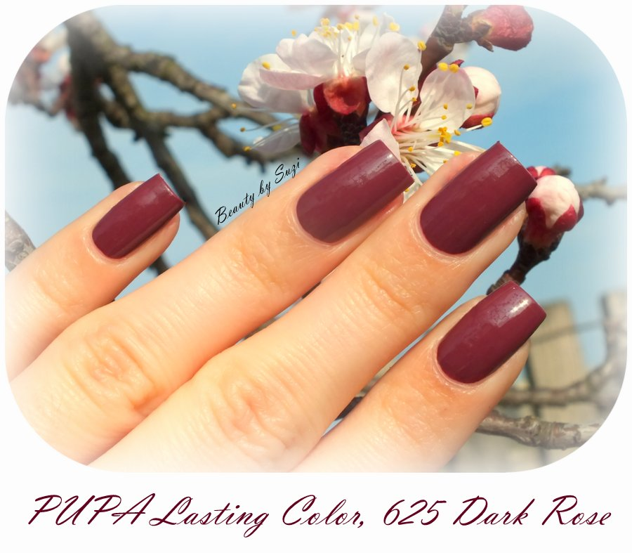 PUPA Lasting Color, 625 Dark Rose