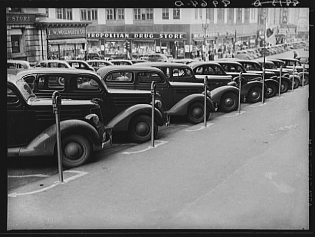 Omaha Nebraska November 1938 By John Vachon Vintage