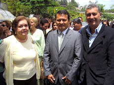 Dra RoseMary Diaz Dr Nicolás Mangieri y Marcos Noriega