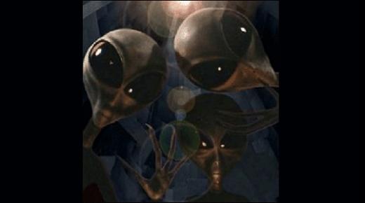Horribles pruebas de mutilación humana por parte de extraterrestres
