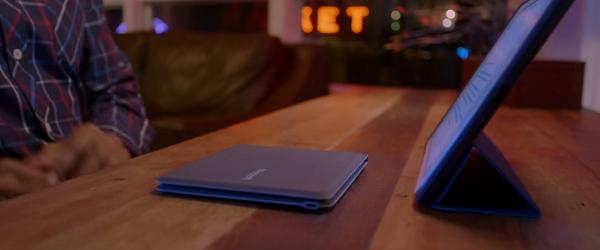 El teclado inalámbrico perfecto para tu ipad o tablet android