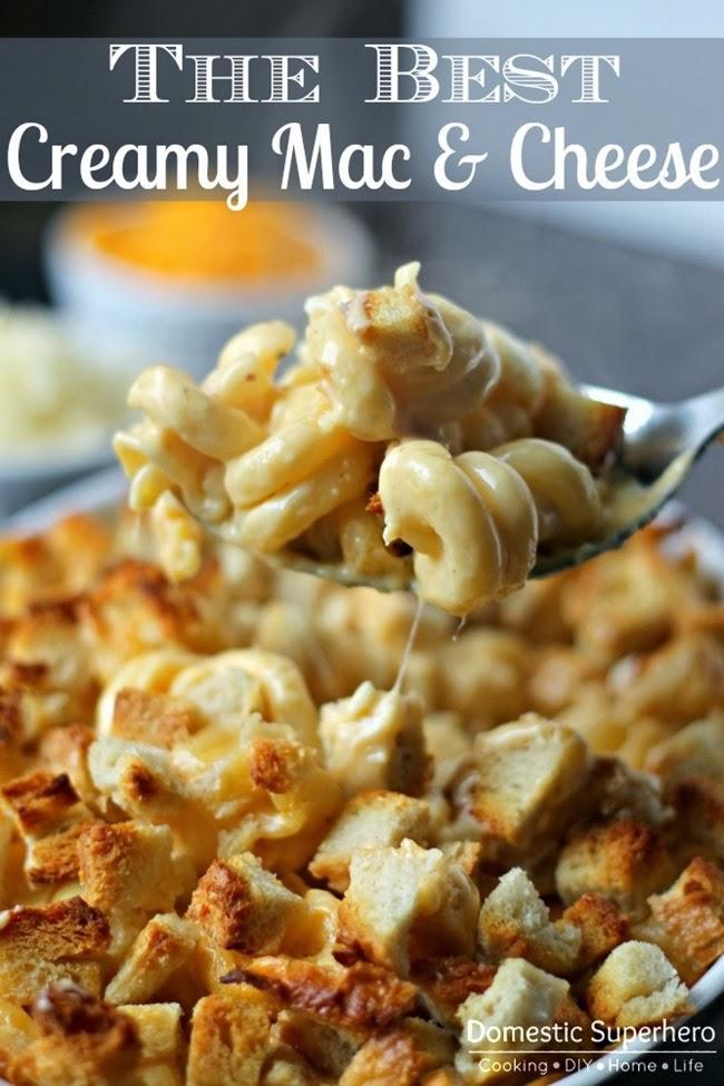 the best creamy mac cheese