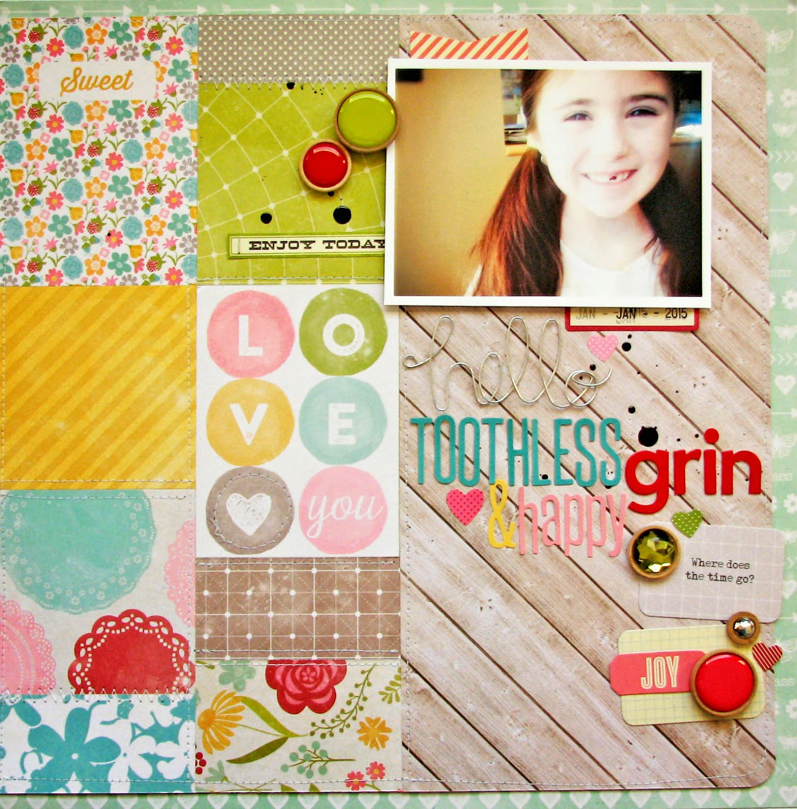 Nicole Nowosad Jillibean Soup Layout March Hello