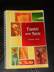 Taste and See Cookbook