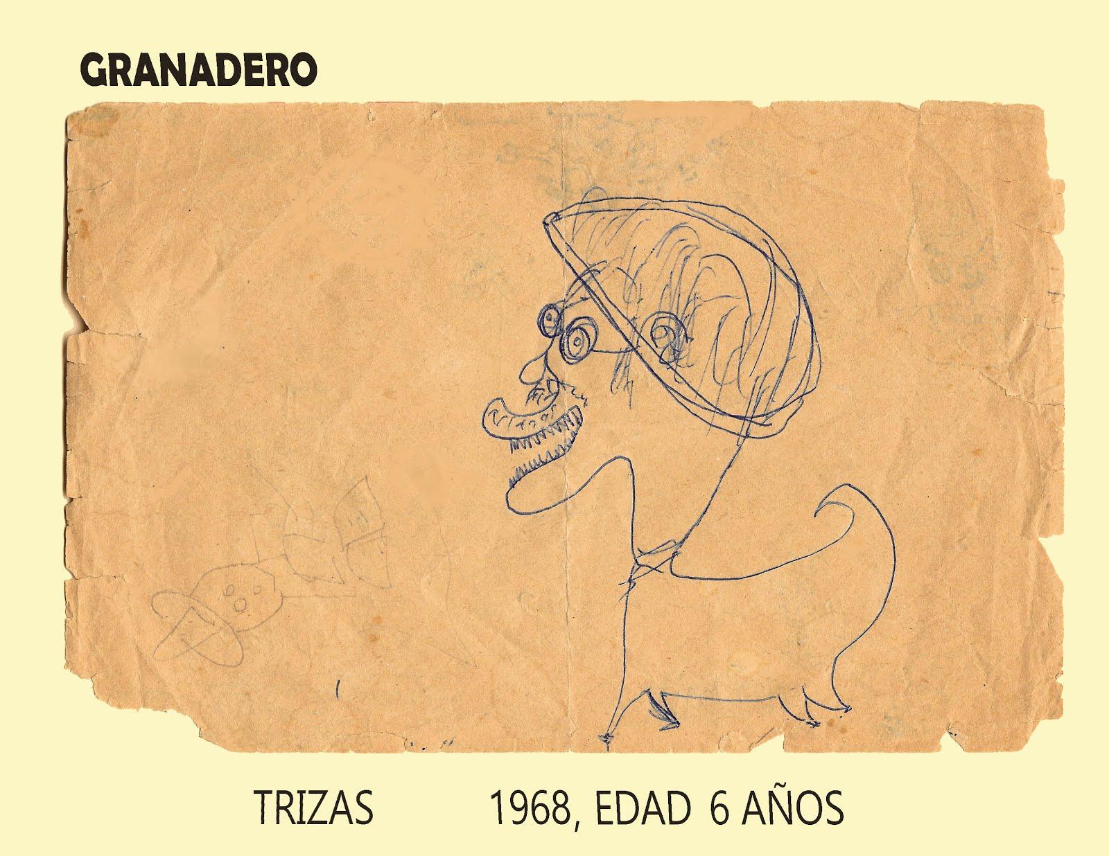 Primera caricatura
