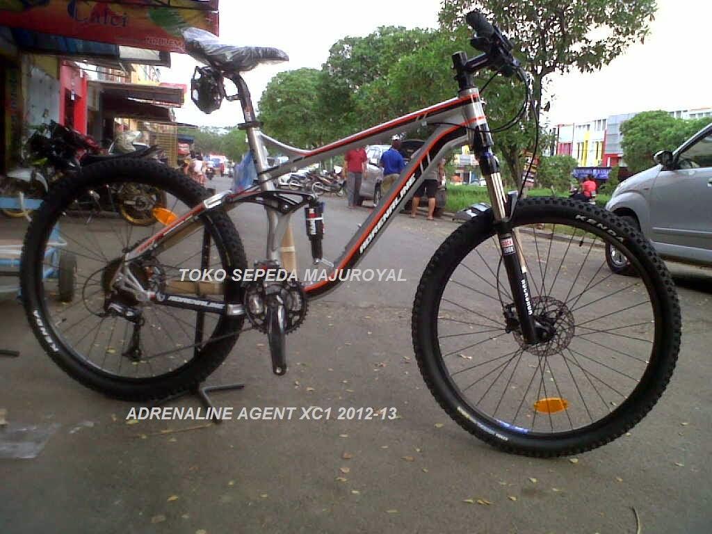 Adrenaline Agent XC1 2012-13