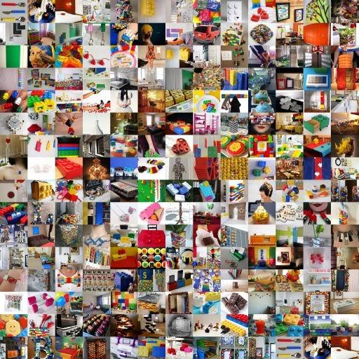 Inspiracje: klocki LEGO