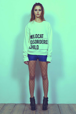 Typografic sweater