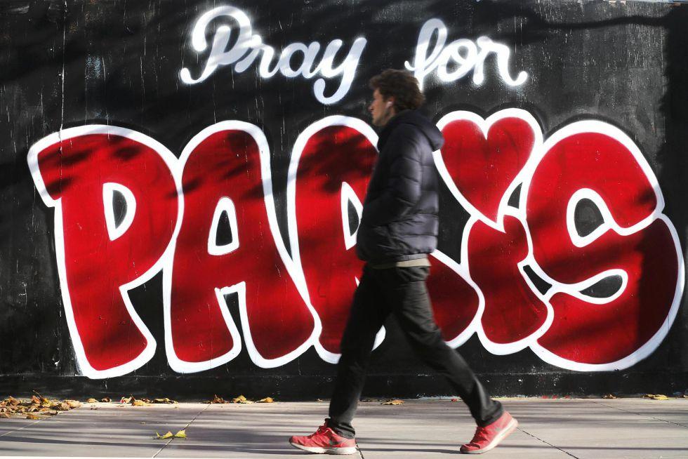 Una oración por París