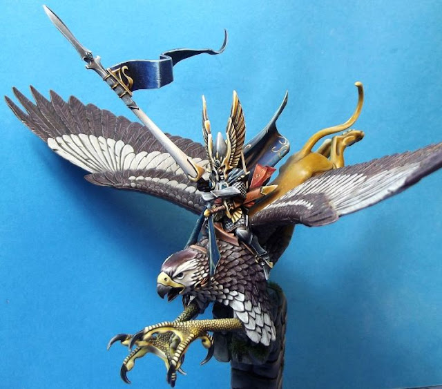 Griffon Miniature Competition Winner
